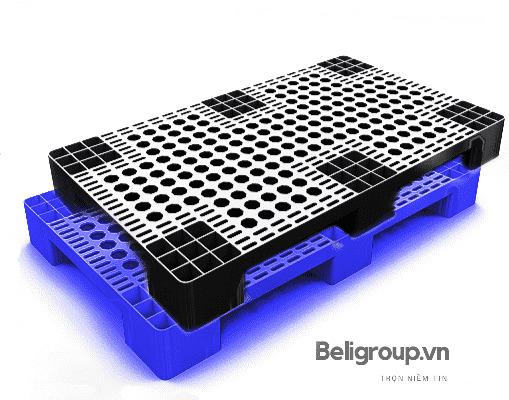 hình ảnh pallet nhựa lót sàn - PALLET NHỰA LS BELI 04