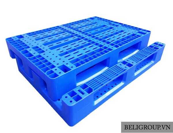 pallet nhựa hdpe tái chế