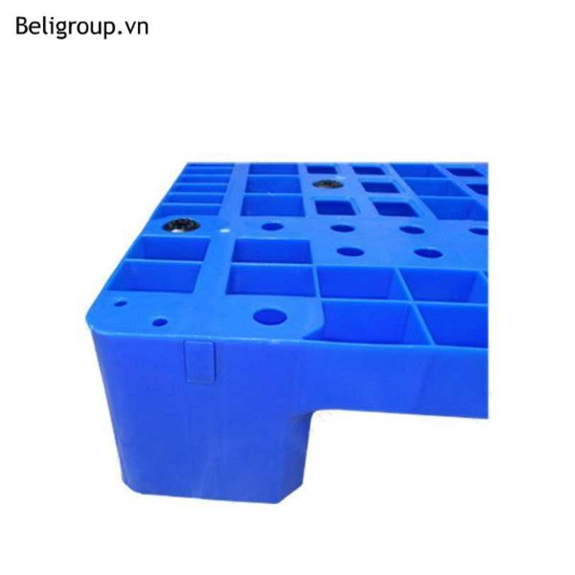 GÓC CHÂN PALLET NHỰA BELI LK 003 NHỰA HDPE - Bộ sưu tập hình ảnh pallet nhựa - pallet gỗ