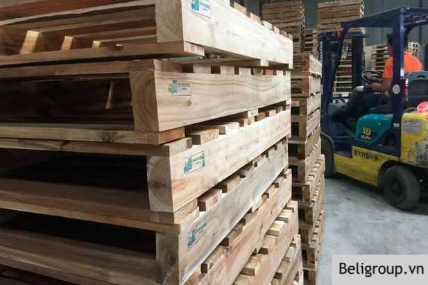 Quy trình Lưu kho pallet thần phẩm pallet gỗ - Bộ sưu tập hình ảnh pallet nhựa - pallet gỗ