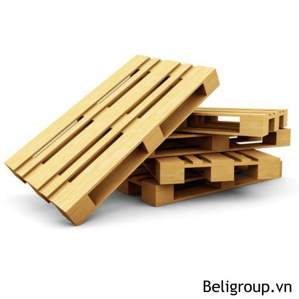 4 pallet gỗ xuất khẩu