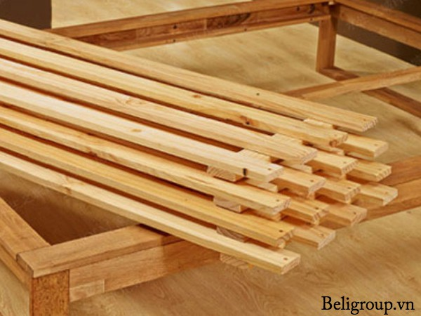 Mua pallet gỗ tại bình dương làm nội thất