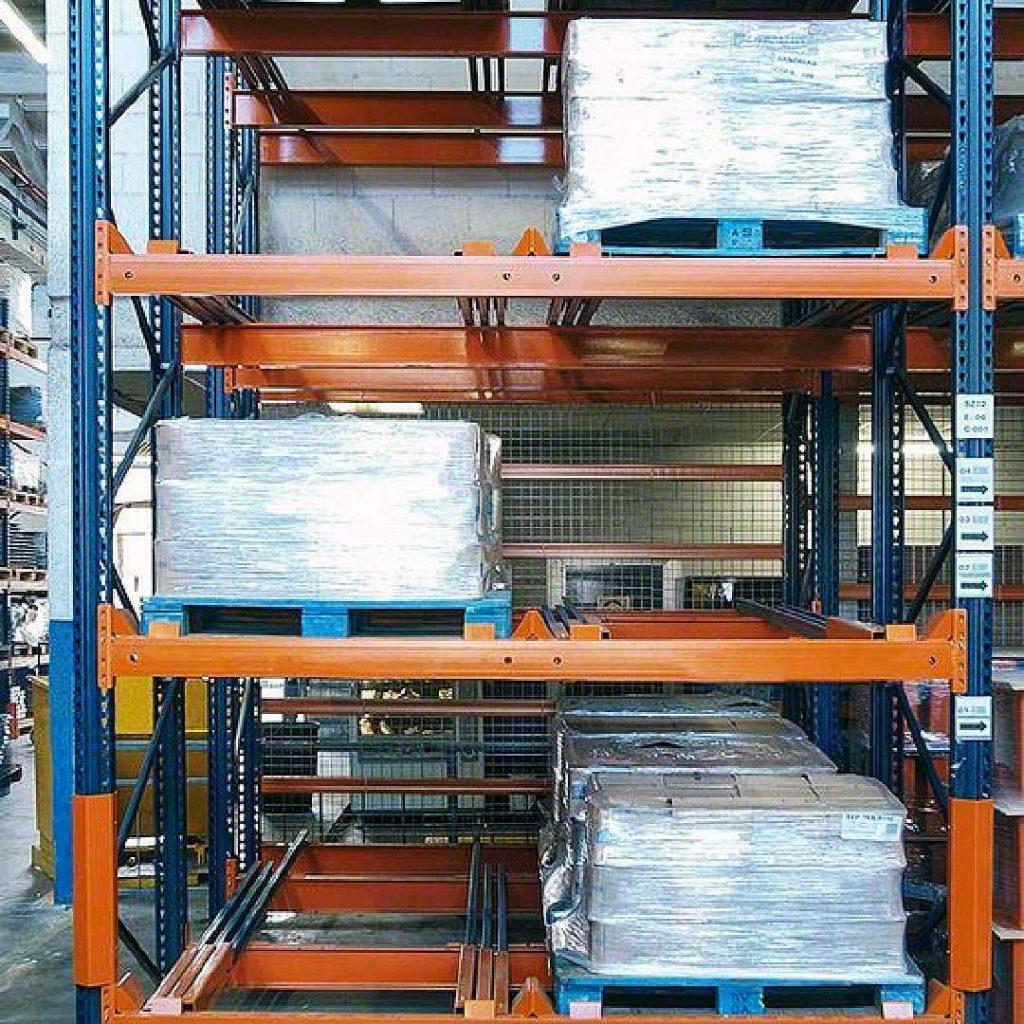Pallet nhựa ứng dụng trên kệ nâng hàng 2 1024x1024 - Bộ sưu tập hình ảnh pallet nhựa - pallet gỗ