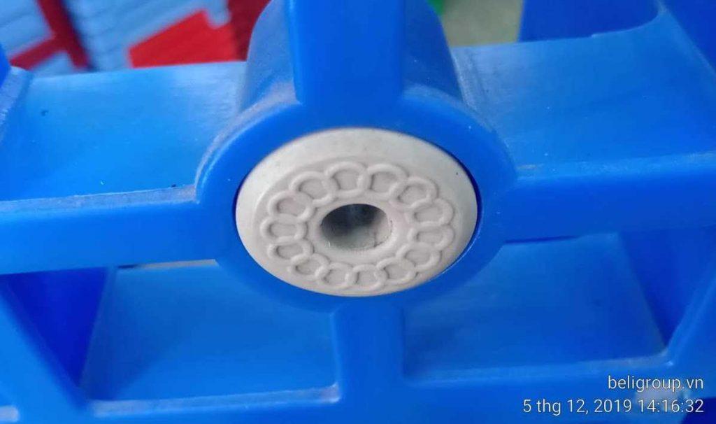 pallet có nút chống trượt bằng nhựa 1024x606 - Bộ sưu tập hình ảnh pallet nhựa - pallet gỗ