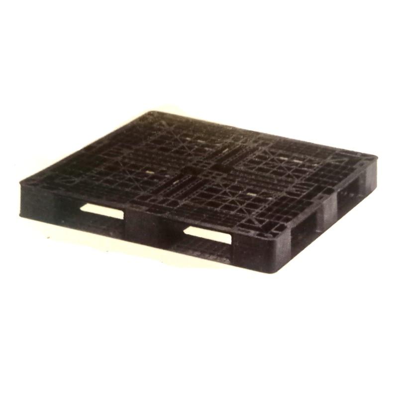 Pallet nhựa B100100E - Pallet nhựa B100100E