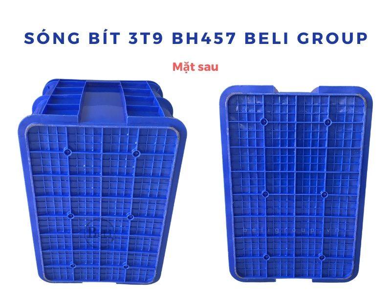 Mặt sau sóng bít 3T9 BH457 Beli Group