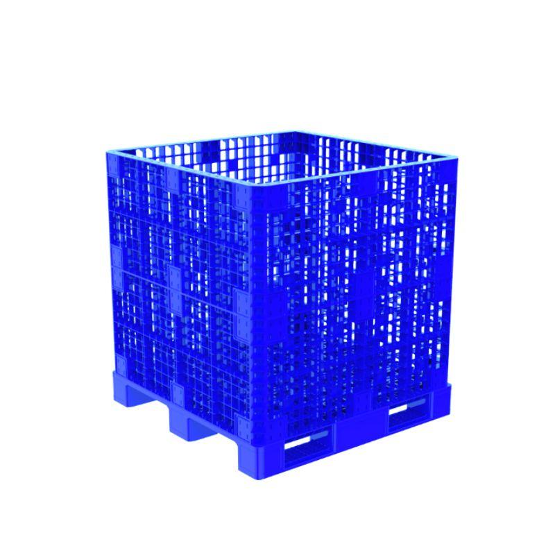 Pallet box 1.2M 1123 Blue