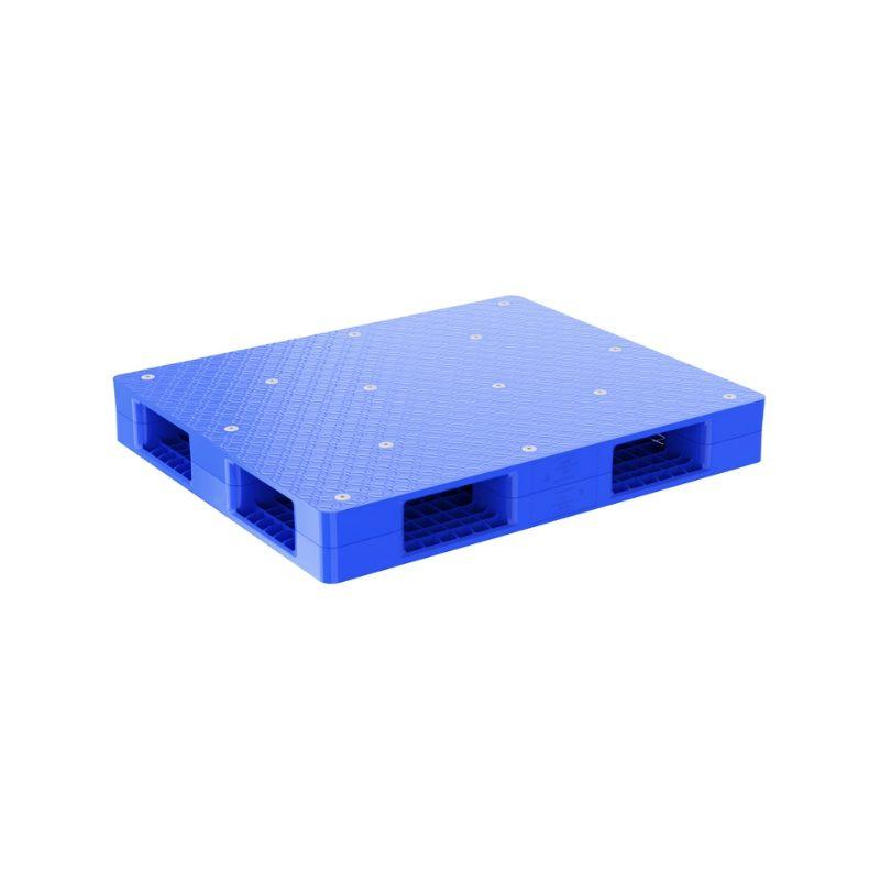 Pallet nhựa R4 1289 Blue
