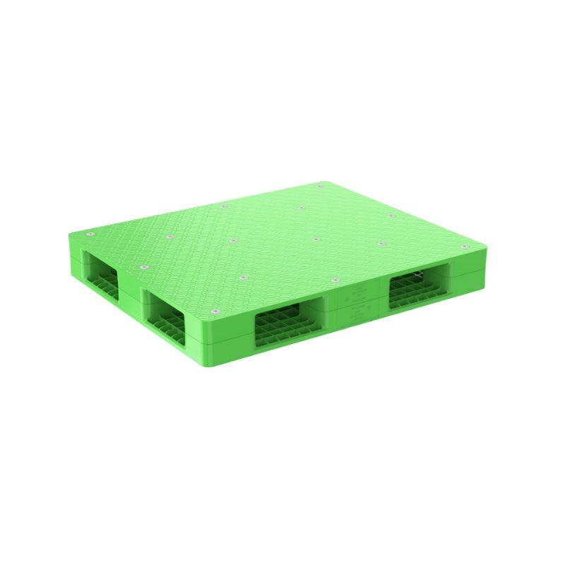 Pallet nhựa R4 1289 Green
