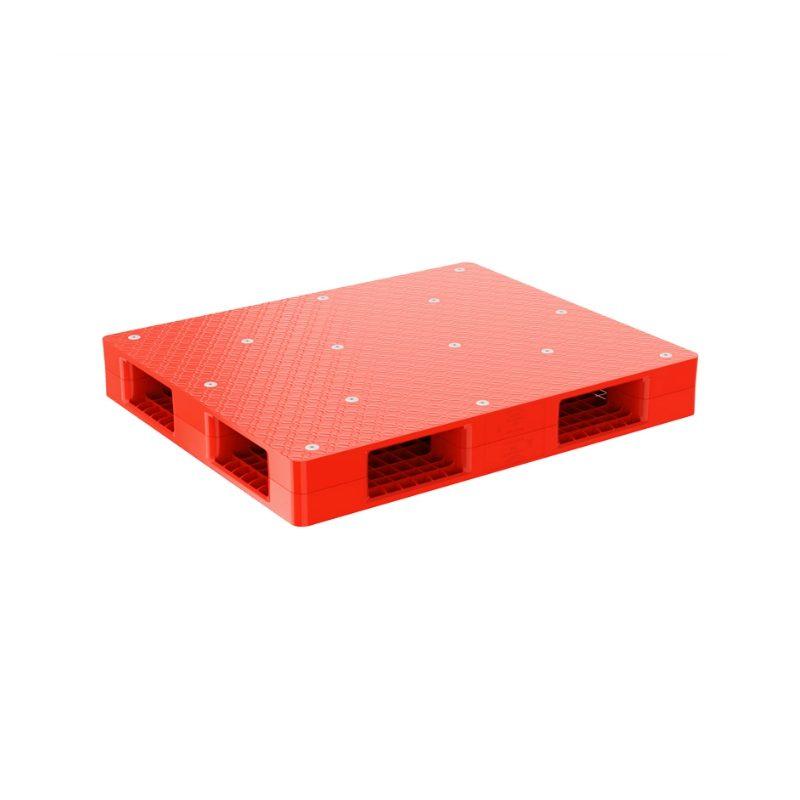 Pallet nhựa R4 1289 Red