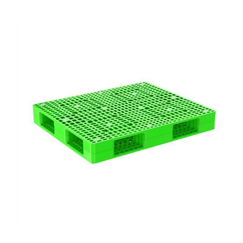 Pallet nhựa R4 1290 Green