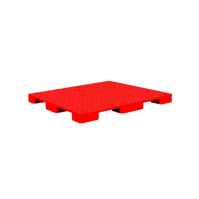 Pallet nhựa S4 1202 Red