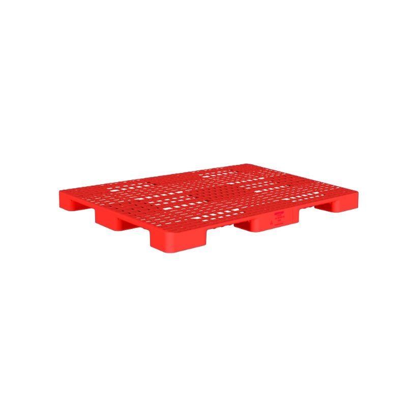 Pallet nhựa S4 1203 Red