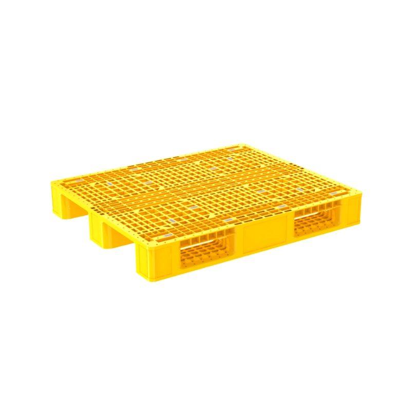 Pallet nhựa S4 1345 Yellow