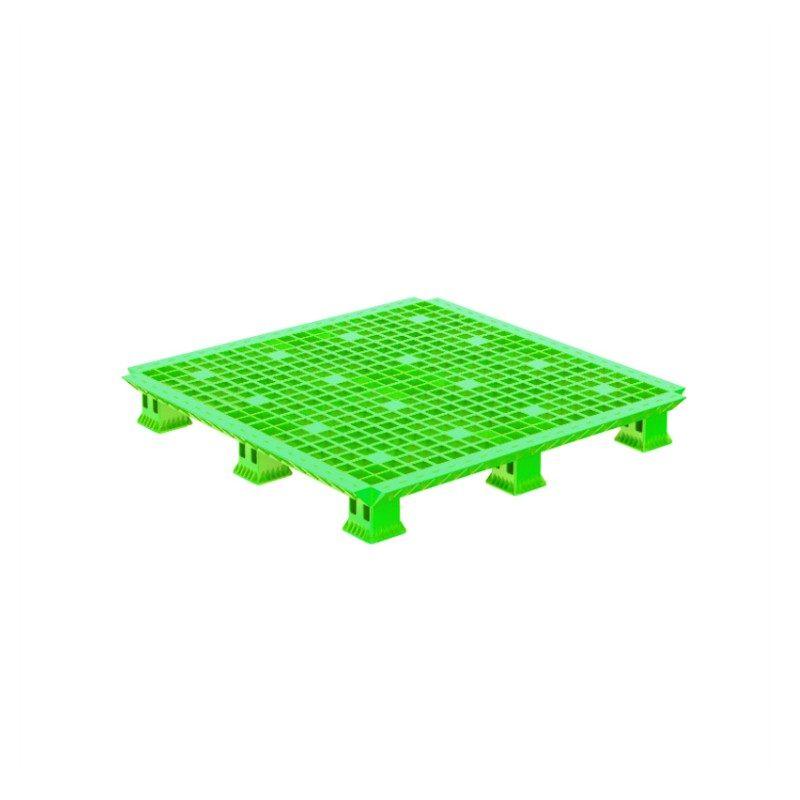 Pallet nhựa lắp ráp 1.1M Green