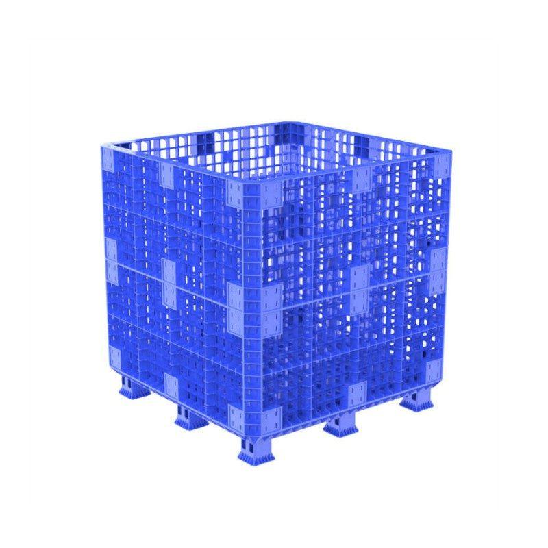 Sóng Lắp Ráp Pallet Box-1,1M Blue