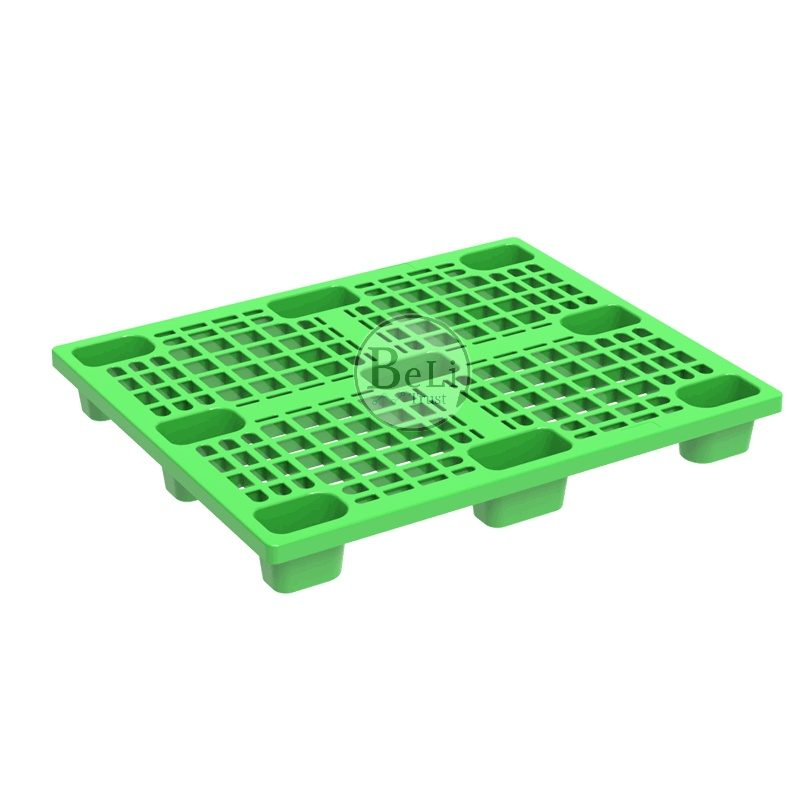 Pallet nhựa Beli Group BL1329 xanh lá